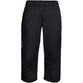 VAUDE Drop 3/4 Pants Herre black